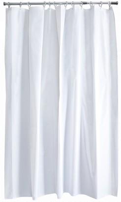 Aqualona Slimline Expanding Shower Curtain Rail
