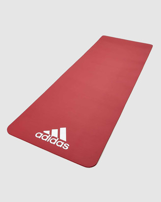 adidas Red All boxing Fitness Mat Red - Size One Size at The Iconic