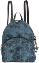 GUESS Bradyn Small Denim Backpack