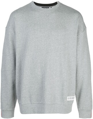 Mostly Heard Rarely Seen Fanatic crew neck sweatshirt