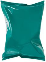Anya Hindmarch Crisp Packet Matte Convertible Clutch