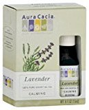 Aura Cacia Essential Oil, Lavender, 0.5 Fluid Ounce by