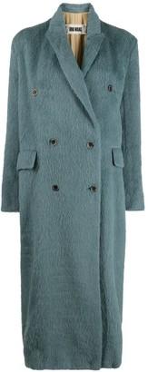 UMA WANG Tailored Fur Coat