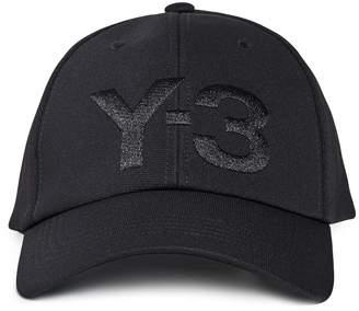 Y-3 Y 3 Logo Cap