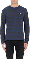 Acne Studios MEN'S TAGE COTTON LONG-SLEEVE T-SHIRT