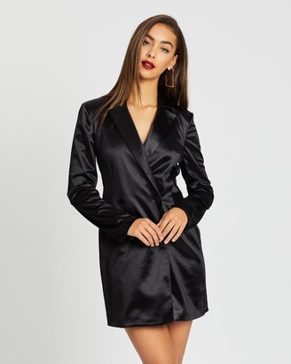 Nookie Slay Blazer Mini Dress