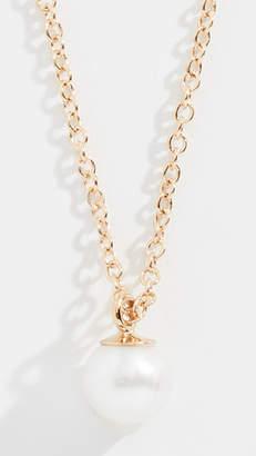 Chicco Zoe 14k Pearl Choker Necklace