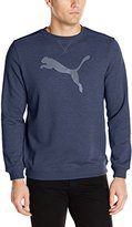 Puma Men's Fleece Crew Sweatshirt