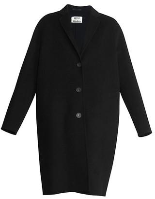 Acne Studios Wool & Cashmere Coat