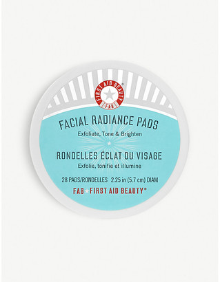 First Aid Beauty Facial Radiance Pads travel size