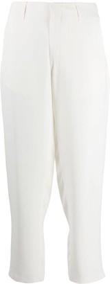 FEDERICA TOSI Mid-Rise Slim Trousers