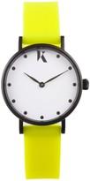 Ksana Neon Yellow Vegan Watch - 30mm