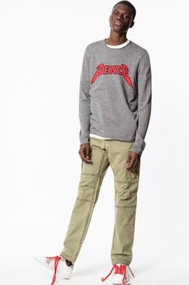 Zadig & Voltaire Teiss Bis Rock sweater