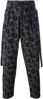 Damir Doma 'Picasso' trousers