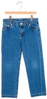 Papo d'Anjo Boys' Straight-Leg Jeans
