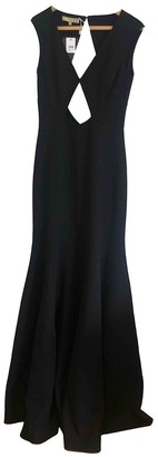Michael Kors Black Wool Dresses