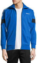 adidas Challenger Track Jacket, Blue/White
