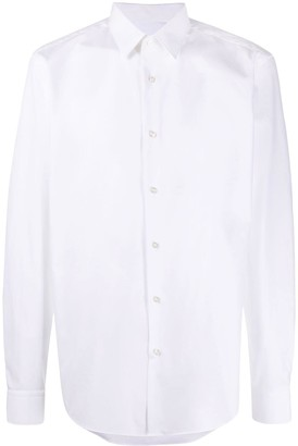 HUGO BOSS Long Sleeved Cotton Shirt