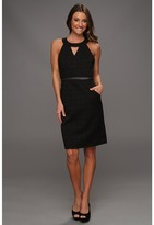 Jessica Simpson Sleeveless Dress (Black) - Apparel