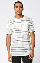 On The Byas Stoic Jacquard Pocket T-Shirt