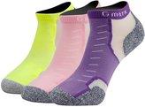 Low Cut/No Show Causal Socks, Gmark Men's Soft Everyday Fashion Running Socks 6 Pairs Pack