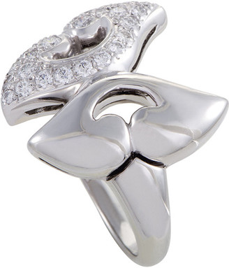 Bulgari Platinum 0.42 Ct. Tw. Diamond Ring