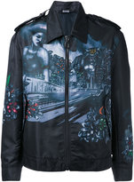 Lanvin Lonely Town printed jacket