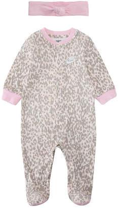 Nike Girls 2-pc. Bodysuit-Baby