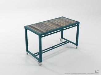 Soundslike HOME Atelier Desk Blue