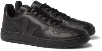 Veja V-10 Cwl Faux Leather Sneakers