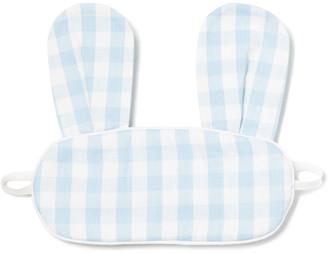 Petite Plume Kids' Bunny Gingham Eye Mask