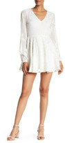 Lovers + Friends Shimmy Embroidered Dress