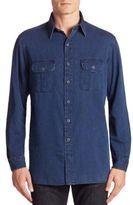 Polo Ralph Lauren Denim Casual Button-Down Shirt
