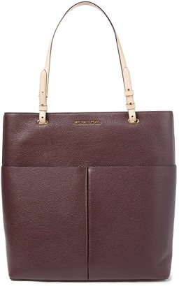 MICHAEL Michael Kors Pebbled-leather Tote