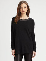 Vince Wool/Cashmere Top