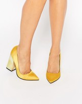 Asos PIER Pointed High Heels