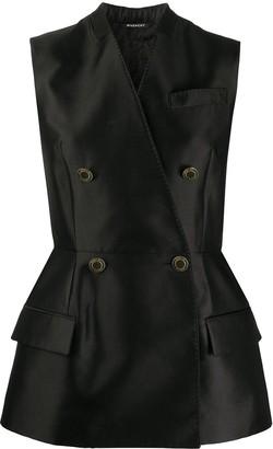 Givenchy Double-Breasted Waistcoat