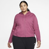 Nike Women's Full-Zip Hoodie (Plus Size Sportswear