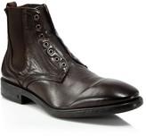 John Varvatos Bleecker Laceless Chelsea Boots