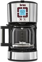 Brim 12-cup Programmable Coffee Maker