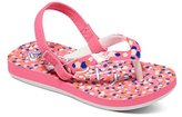 Roxy TW Pebbles V 3 Point Sandal (Toddler)