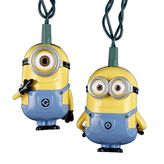 Kurt Adler Despicable Me 10-piece Minion Light Set