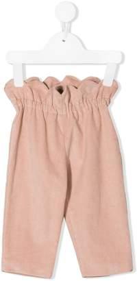 La Stupenderia paperbag trousers