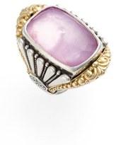 Konstantino 'Iliada' Large Doublet Ring