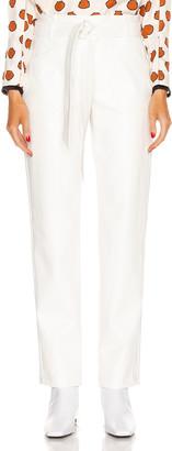 Alexis Castile Pant in White | FWRD