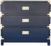 Ave Home Carlyle Campaign Dresser - Navy