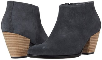 Ecco Shape 55 Western Ankle Boot (Magnet) Women's Boots