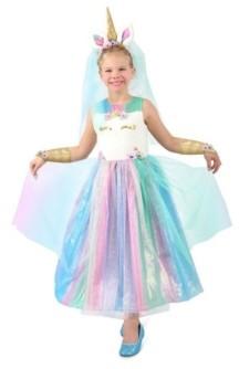 BuySeasons Big Girls Lovely Lady Unicorn Costume