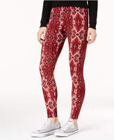 Ultra Flirt Juniors' Printed Leggings