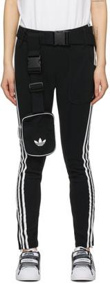 adidas Black Ji Won Choi and Olivia OBlanc Edition SST Track Pants